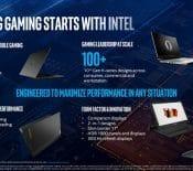 Comet Lake : la 10e génération de processeurs Intel Core de série H arrive