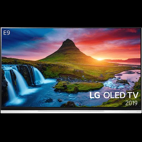 test LG OLED 55E9PLA