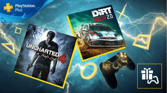 PlayStation Plus : jeux gratuits du mois d'avril 2020