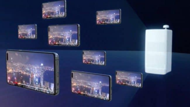 Essai 5G Samsung