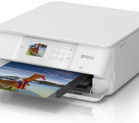 Bon plan – L'imprimante Epson XP-6105 à 89,99 euros au lieu de 129,99 euros