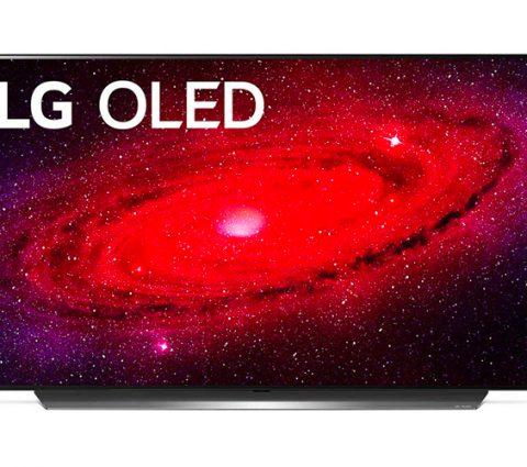 LG OLED48CX : le «petit» TV OLED arrive sur le marché