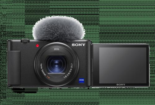 Sony dévoile son ZV-1, un compact dédié au vlog (premières impressions)