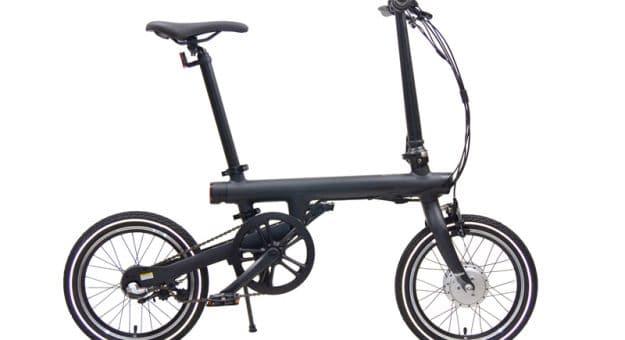 Mi Smart Electric Folding Bike : Xiaomi lance son vélo électrique à 1000 euros