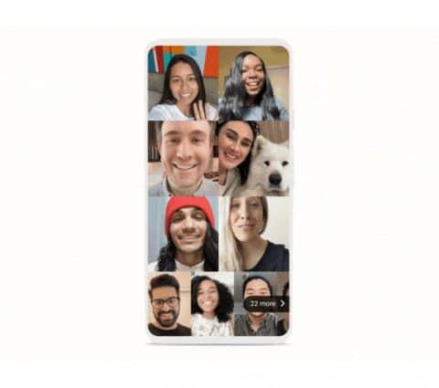 Google Duo : de nouvelles fonctionnalités pour séduire les familles