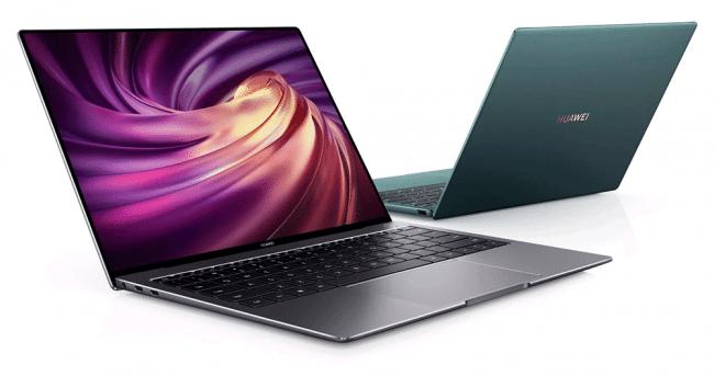 Prise en main Huawei Matebook X Pro 2020
