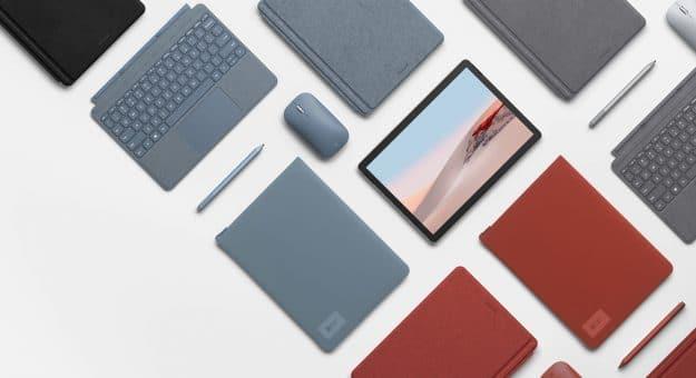 Microsoft annonce les Surface Go 2 et Surface Book 3