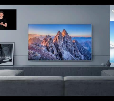 Mi TV 4S et 4A : Xiaomi lance ses téléviseurs en France