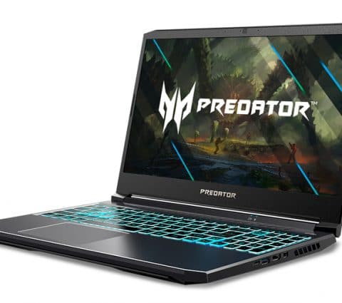 Predator : Acer renouvelle ses Helios et Triton