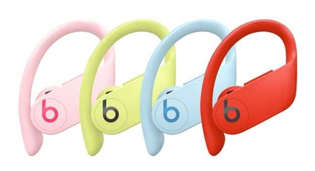 Beats Powerbeats Pro : de nouvelles couleurs pour l'été