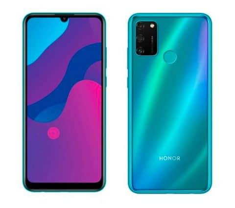 Honor 9A : un smartphone d'entrée de gamme qui mise sur l'autonomie