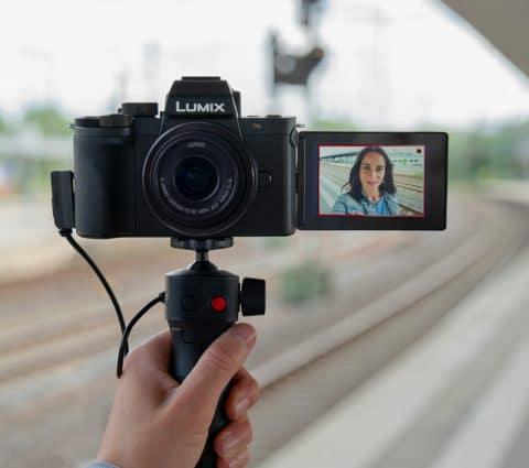 Lumix G100 : Panasonic lance un hybride abordable dédié à la vidéo