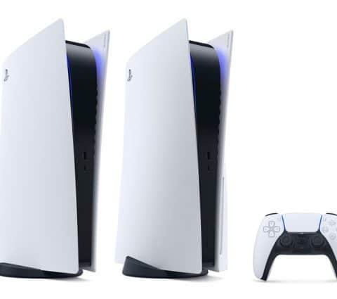PlayStation 5 : Sony dévoile le design de sa console et présente une Digital Edition