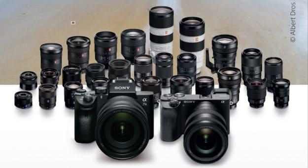 Bon plan – Sony lance ses offres photo d'été : jusqu'à 400 euros de remise sur ses hybrides et optiques