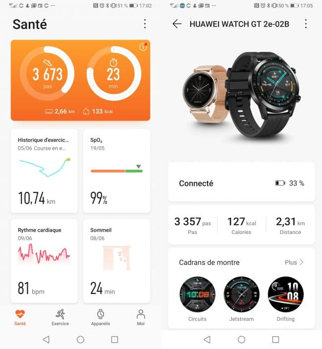 Huawei Santé