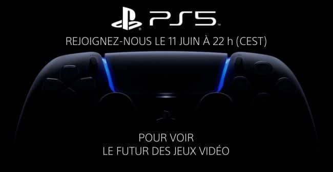 Présentation PS5 du 11 juin 2020