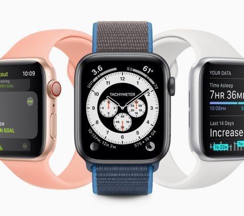watchOS 7 : l'analyse du sommeil arrive enfin sur les Apple Watch, avec d'autres nouveautés