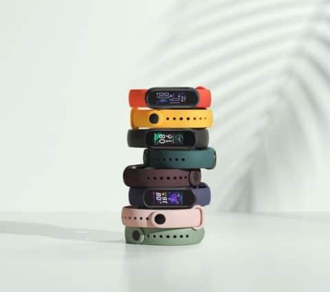 Mi Band 5 : Xiaomi améliore encore son bracelet connecté