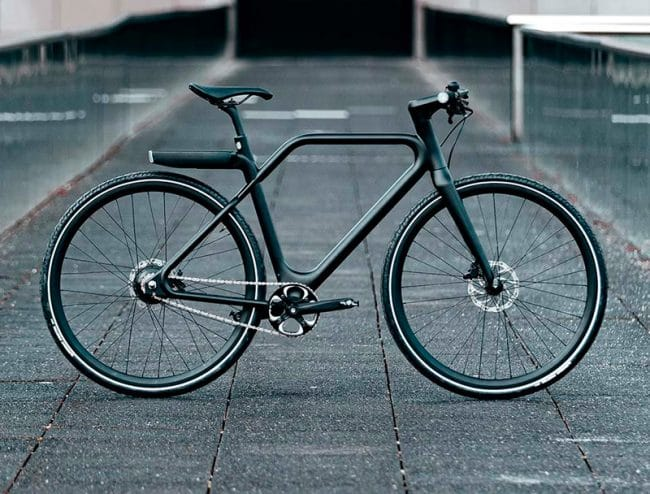 Angell Smart Bike