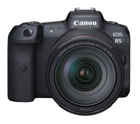 Canon EOS R5 et R6 : virage haut de gamme pour la gamme d'hybrides plein format