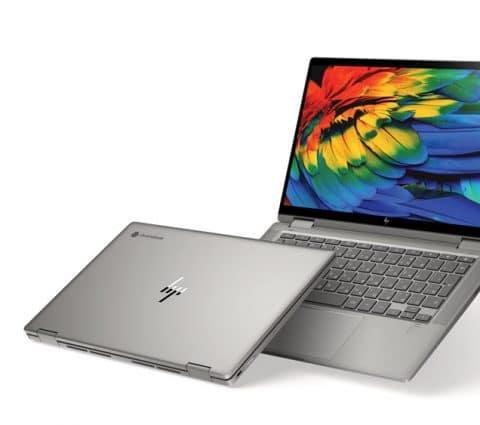 Chromebook x360 14c et 11a : HP dévoile deux nouveaux Chromebook
