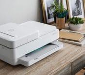 Envy 6000 et 6400 Pro, DeskJet 2700 et 4100 : HP fait le plein de nouvelles imprimantes