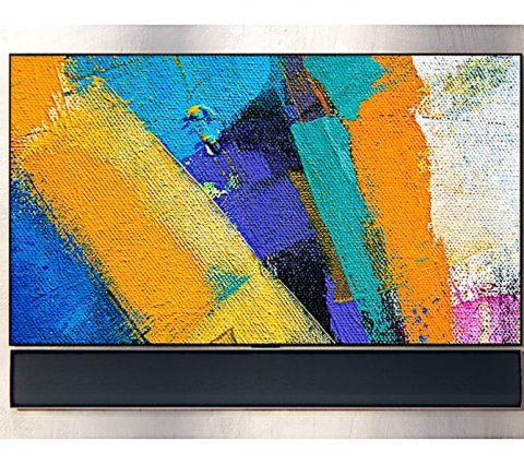 LG GX : une barre de son pour accompagner les téléviseurs GX Gallery