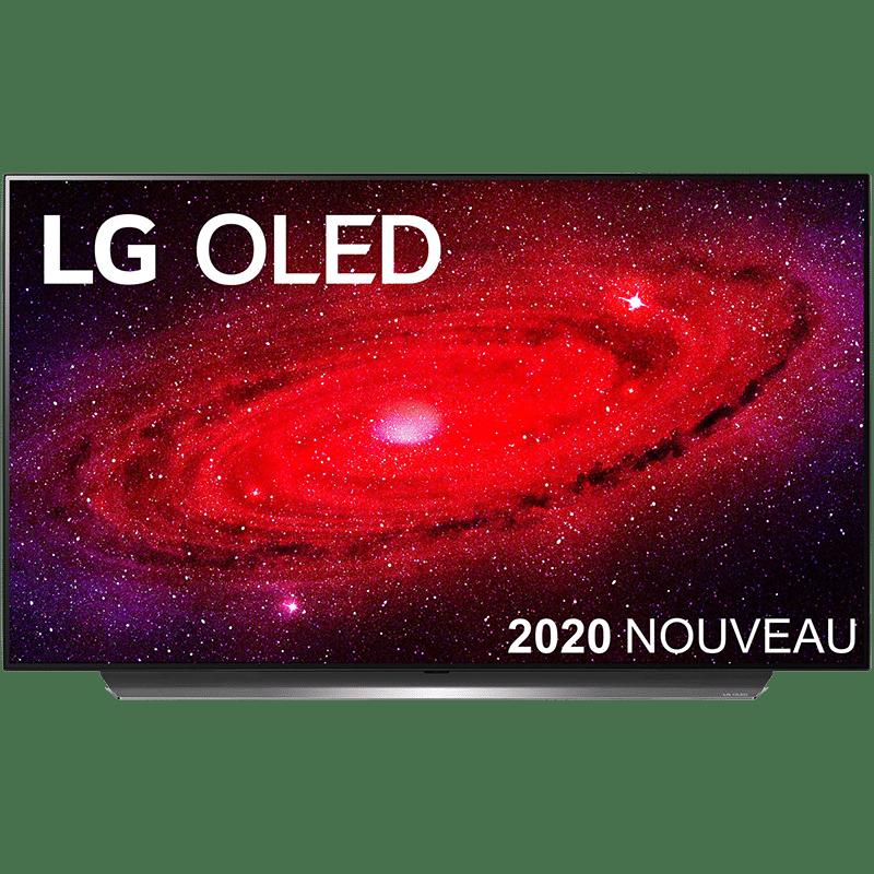 test LG OLED48CX