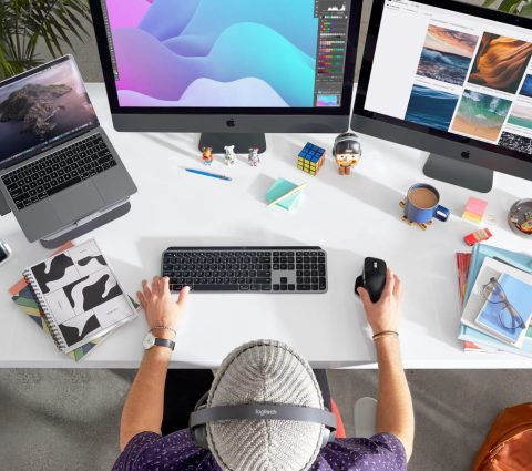 Logitech décline ses MX Master 3 et MX Keys pour les Mac