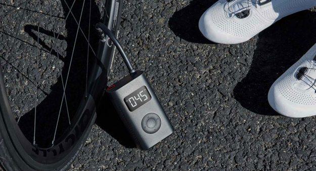 Mi Portable Electric Air Pump : Xiaomi lance son compresseur électrique en France