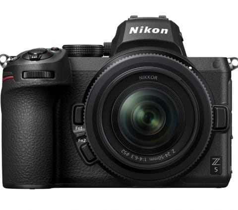 Nikon Z5 : le Nippon officialise son hybride plein format le plus abordable