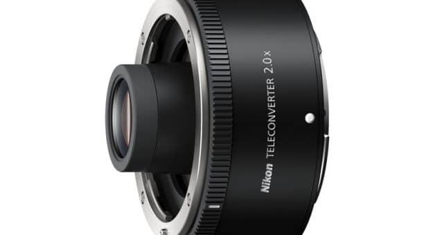 Nikon : deux téléconvertisseurs Z et application webcam