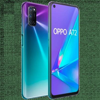 Test Labo de l'Oppo A72 : une belle évolution de l'A9 2020