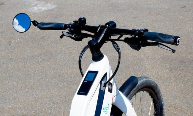 Écran vélo électrique