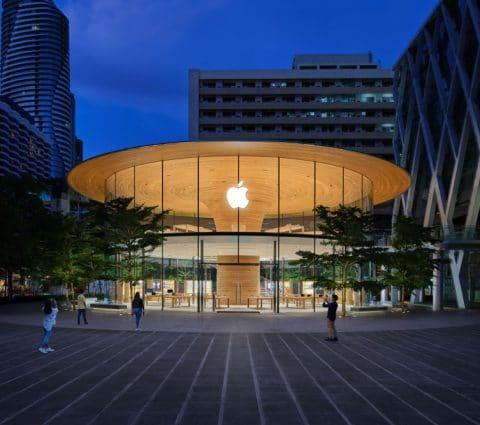 Apple ne connaît pas la crise et publie de solides résultats trimestriels
