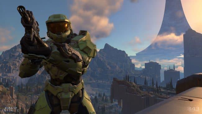 Halo Infinite attendra 2021 pour faire ses grands débuts © Microsoft