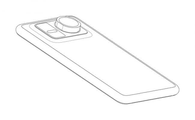 Huawei zoom optique