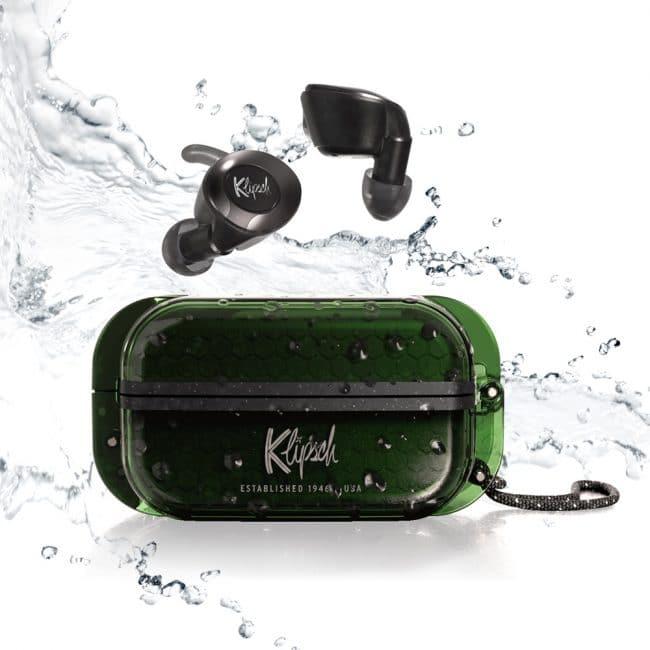 Klipsch T5 II True Wireless Sport © Klipsch
