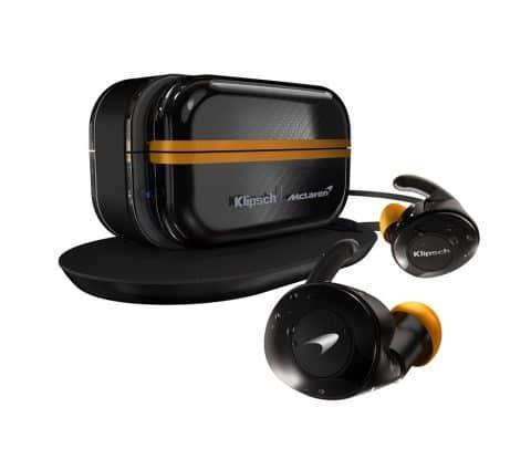 T5 II True Wireless : les nouveaux écouteurs de Klipsch arrivent, avec une McLaren edition en prime
