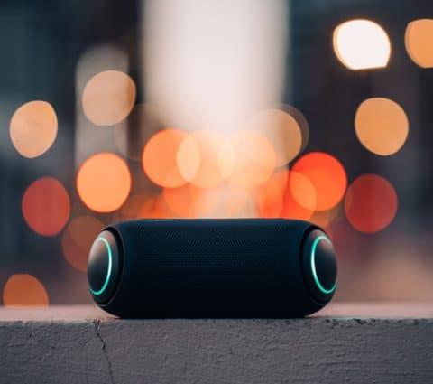LG dévoile trois nouvelles enceintes portables XBOOM
