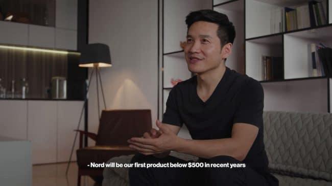 Capture d'écran © OnePlus New Beginnings