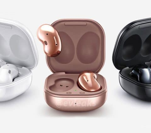 Galaxy Buds Live : les nouveaux écouteurs de Samsung se dévoilent avant l'heure