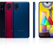 Samsung équiperait son futur Galaxy M d'une batterie de 6800 mAh