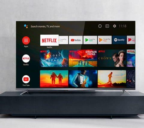 TCL P71 : une nouvelle gamme de TV 4K abordables arrive en France