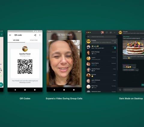 Stickers animés, QR codes, améliorations des appels… WhatsApp fait le plein de nouveautés