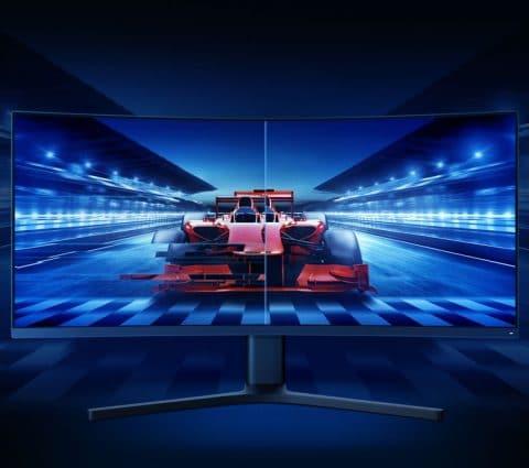 Mi TV Stick et Mi Curved Gaming Monitor : Xiaomi s'invite sur tous les écrans