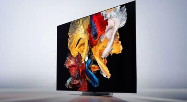 Mi TV Master : Xiaomiprésente un téléviseur haut de gamme
