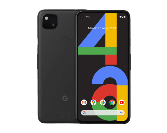 test Google Pixel 4a