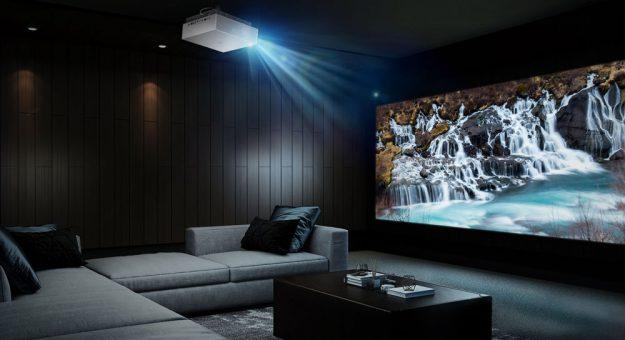 LG annonce son nouveau vidéoprojecteur CineBeam 4K avant l'IFA