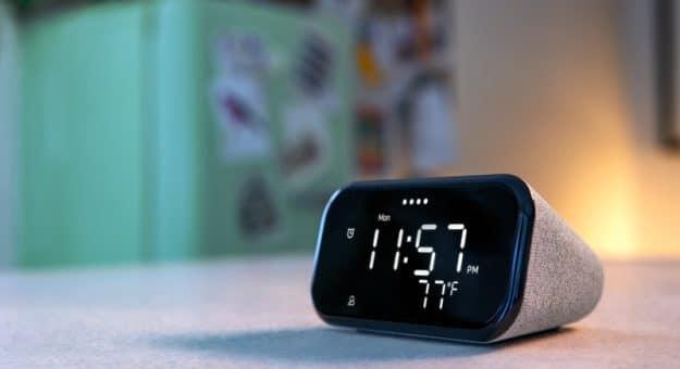 Lenovo Smart Clock Essential : le Smart Display joue désormais les horloges
